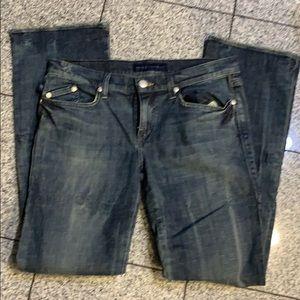 Rock & Republic bootcut jeans, 31